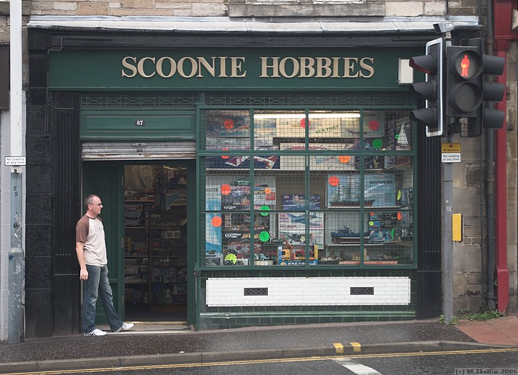 Scoonie Hobbies, Kirkcaldy