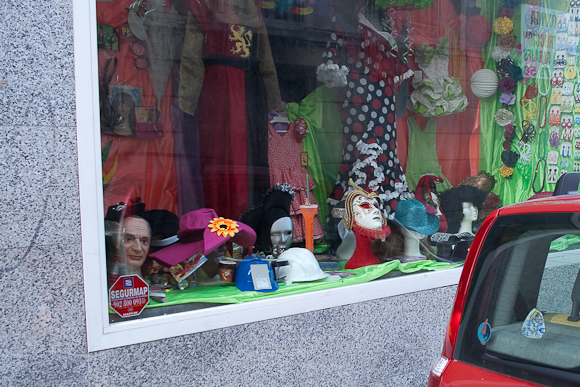 Shop window, Gualalajara